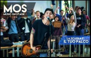 Mos - Music on stage, il progetto per lanciare giovani musicisti