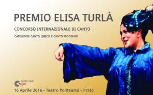 Premio Elisa Turlà: nel ricordo di una grande Donna, Artista e Insegnante 1