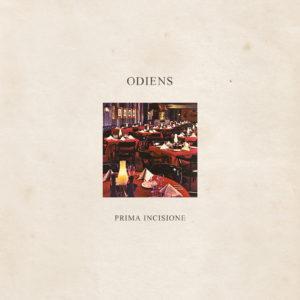 """""""Prima incisione"""": l'album d'esordio degli """"Odiens"""", la band venuta dagli anni '60. 1"""