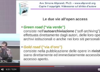 Breve introduzione al concetto di open access