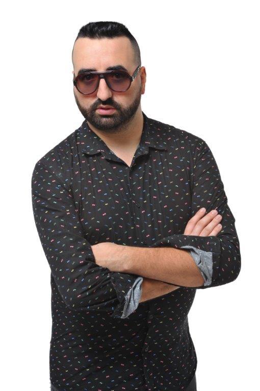 Iaco o DJ Squalo pubblica il suo primo album Marco e basta