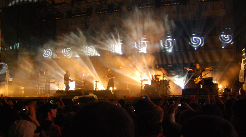 Subsonica-live