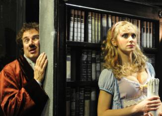 Valentina Gullace, la bionda del musical 1
