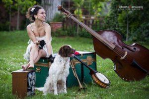 Camilla Noci, la cantautrice che fa spendere il sole del Brasile in Italia 1