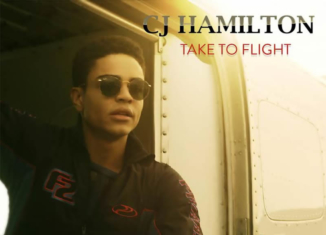 "CJ Hamilton inaugura la colonna sonora dell'estate 2016 con ""Take to flight"""