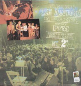 DeAndrè e la PFM: storia di un live perfetto