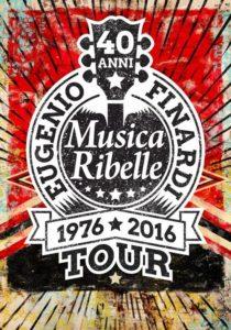 """Eugenio Finardi, prosegue il tour di """"40 anni di Musica ribelle"""" 1"""