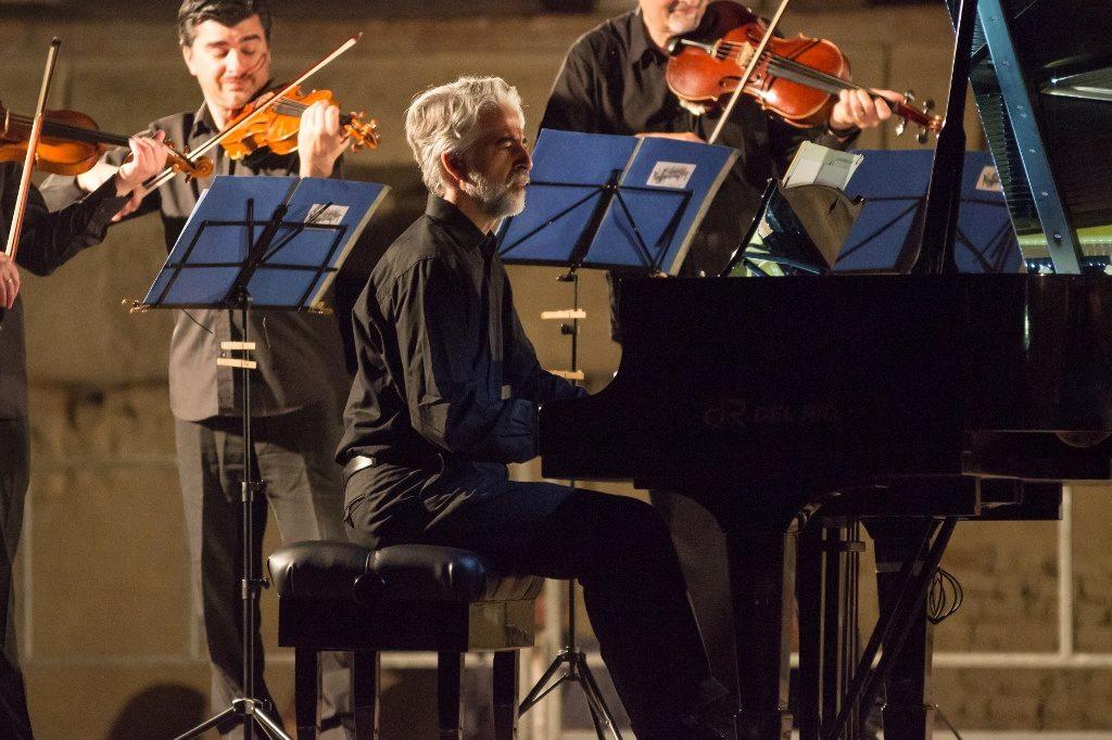Festival dei pianisti italiani: il 19, 22 e 26 luglio 2016 al Chiostro Grande di San Pietro di Reggio Emilia