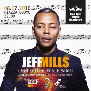 Festival di Spoleto: la musica techno di Jeff Mills incontra l'Orchestra Roma Sinfonietta
