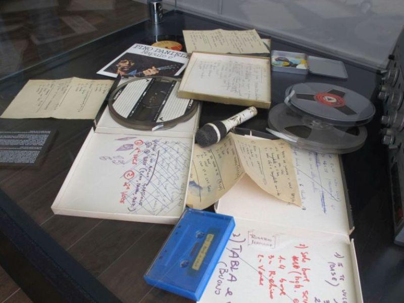 """Pino Daniele Alive, un percorso per raccontare """"emozionalmente"""" la vita artistica e la musica di Pino Daniele 2"""