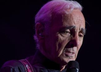 Charles Aznavour  il 14 settembre in concerto per la prima volta all'Arena di Verona. Unica tappa italiana del tour mondiale!