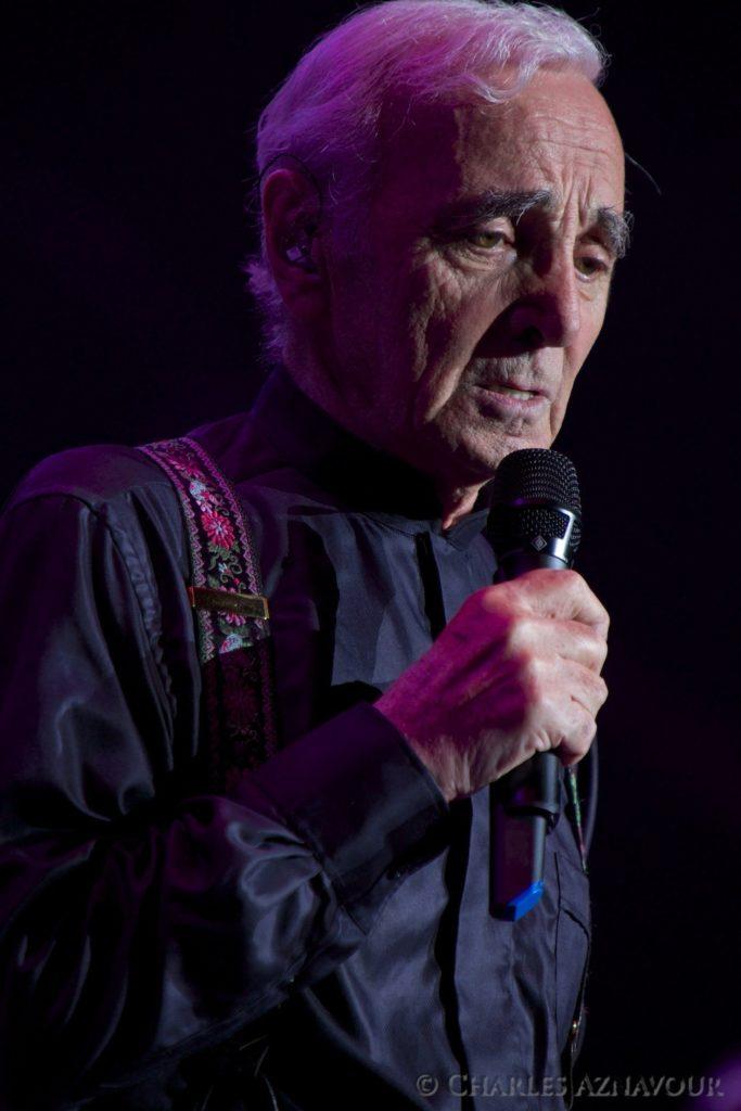 Charles Aznavour Arena di Verona