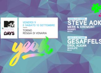 MTV Digital Days 2016: due giorni di panel, workshop e musica elettronica