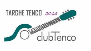 Targhe Tenco 2016: ecco tutti i finalisti