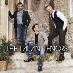 The Italian Tenors, la musica italiana spopola in Australia