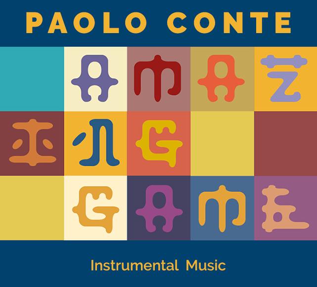 Amazing game, il primo disco strumentale di Paolo Conte