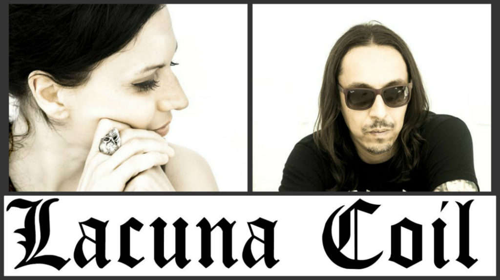 Lacuna Coil, intervista a Cristina Scabbia e Andrea Ferro