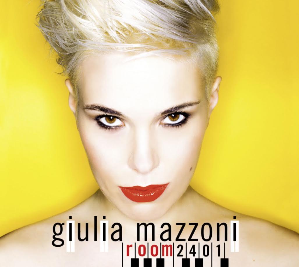 """Giulia Mazzoni nel suo nuovo disco """"Room 2401"""""""