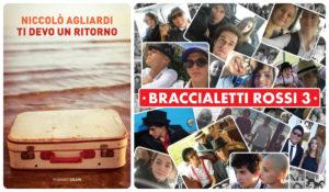"""Niccolò Agliardi: esce l'album Braccialetti Rossi 3 e il romanzo """"Ti devo un ritorno"""" 1"""