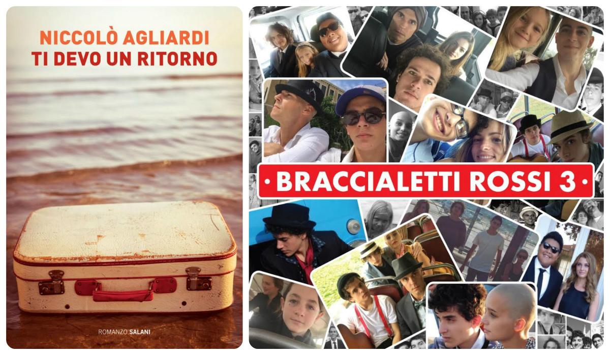 Niccolò Agliardi: esce l'album Braccialetti Rossi 3