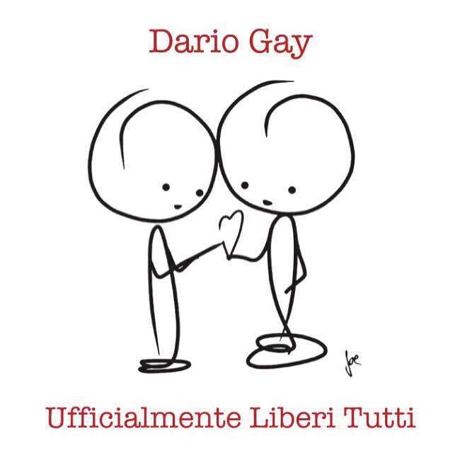 Dario Gay: Ufficialmente liberi tutti è il nuovo album