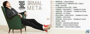 Ermal Meta – Umano Tour 1
