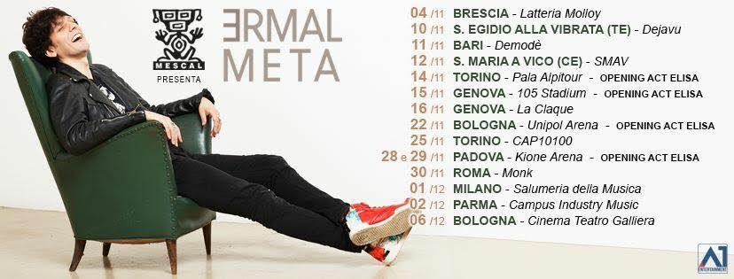 Ermal Meta – Date Umano Tour