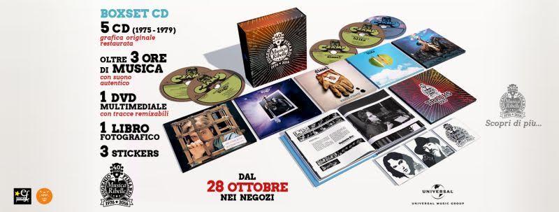 """Eugenio Finardi, """"40 anni di Musica Ribelle"""""""