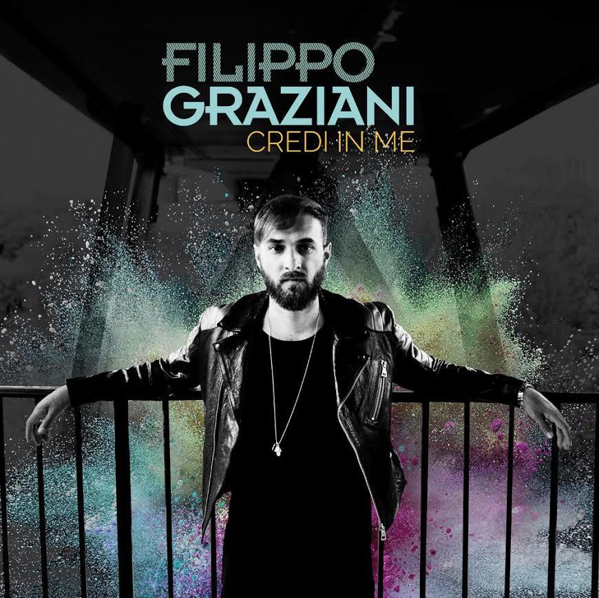 """Filippo Graziani: è uscito """"Credi in me"""", in radio dal 18 novembre 1"""