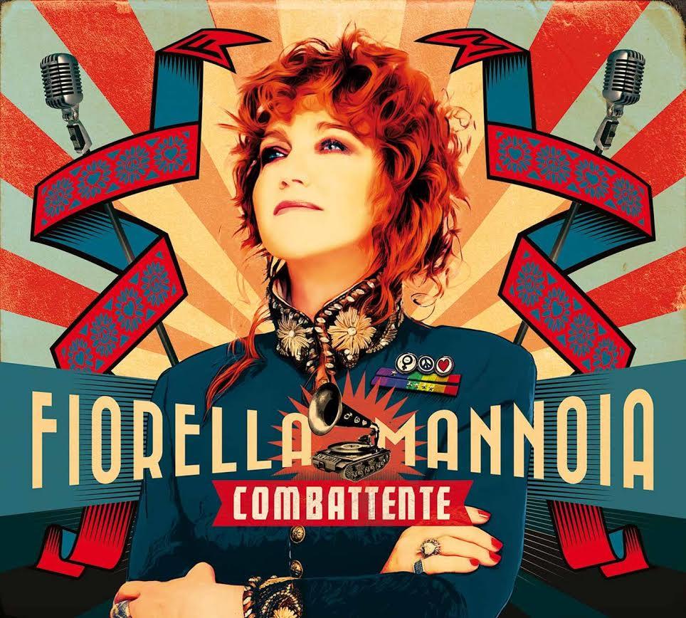 Fiorella Mannoia, Combattente