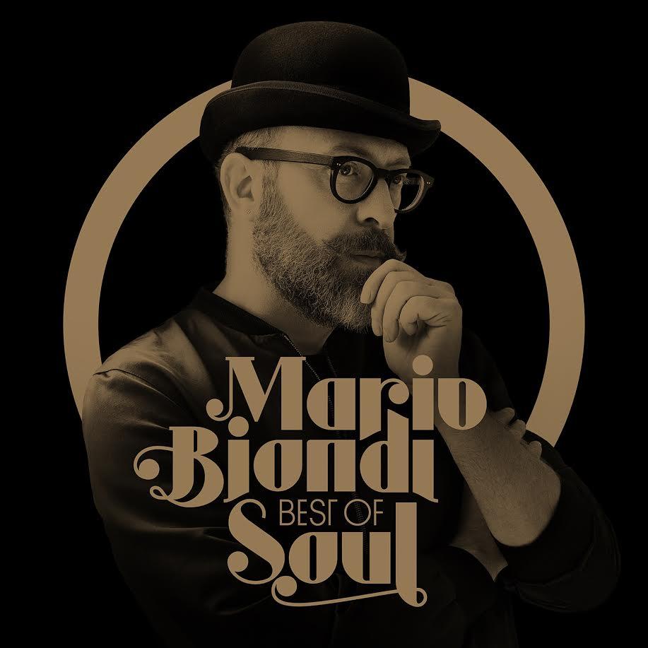 Mario Biondi festeggia 10 anni di carriera con Best of soul 1