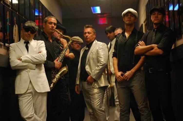 Paolo Belli and the city: la big band a Milano