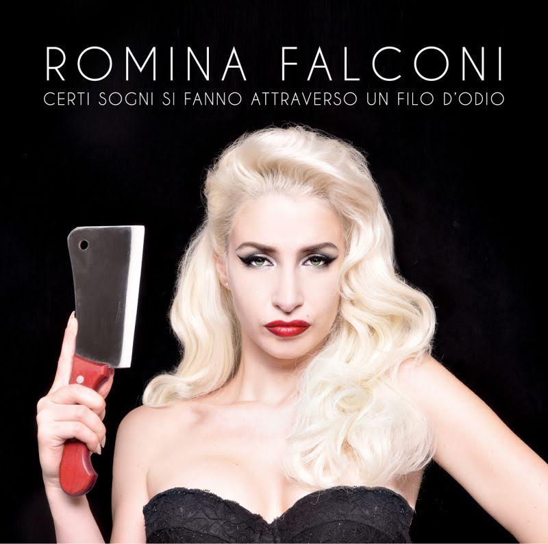 Romina Falconi, Certi sogni si fanno attraverso un filo d'olio