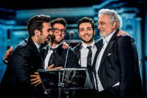 """Il Volo canta """"I Tre Tenori"""" ed è Disco d'oro"""