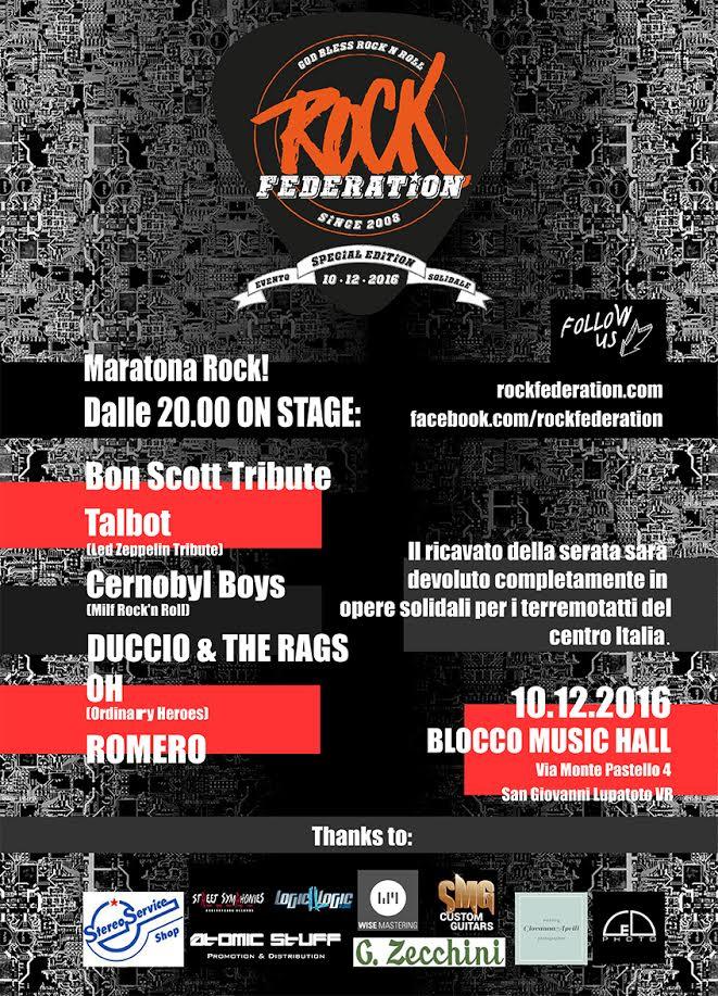 Rock Federation Special 2016