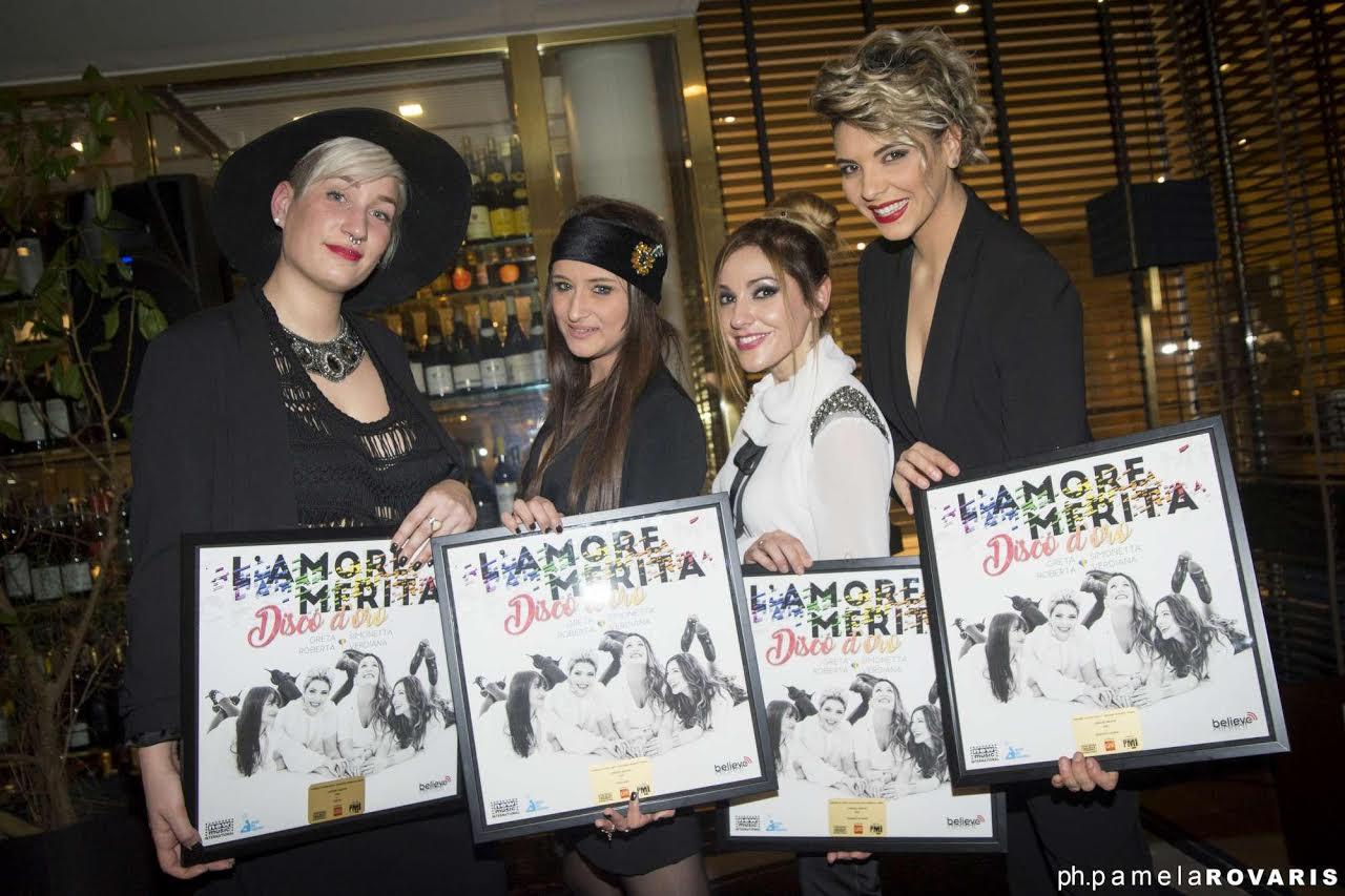 Simonetta, Greta, Verdiana e Roberta, donne di successo