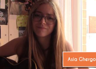 Asia Ghergo, la ragazza delle cover