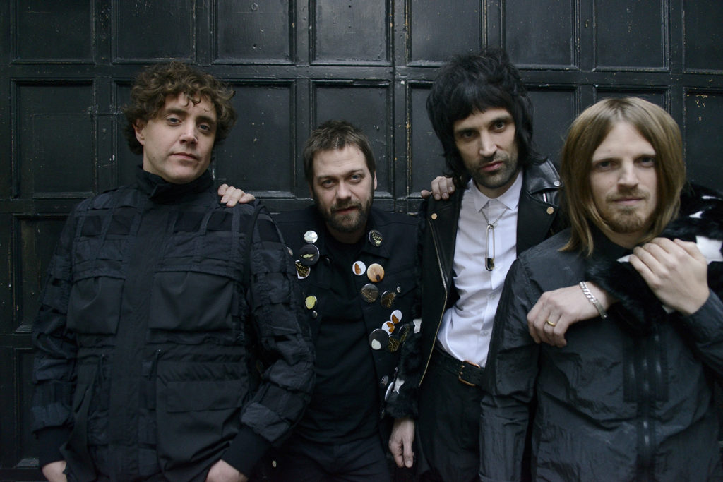 """Intervista: """"For crying out loud!"""", il ritorno dei Kasabian"""
