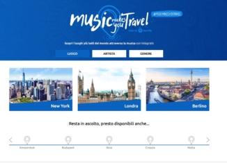 #MusicMakesYouTravel: scegliamo i viaggi in base alla musica. Lo dice Volagratis