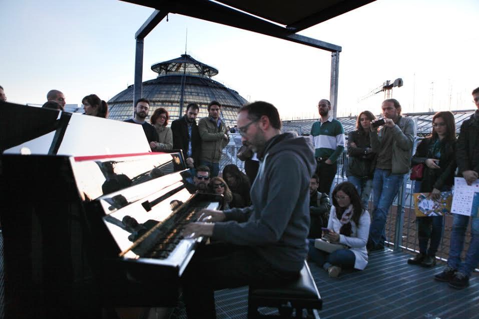 Piano city Milano, la città a suon di pianoforte 1