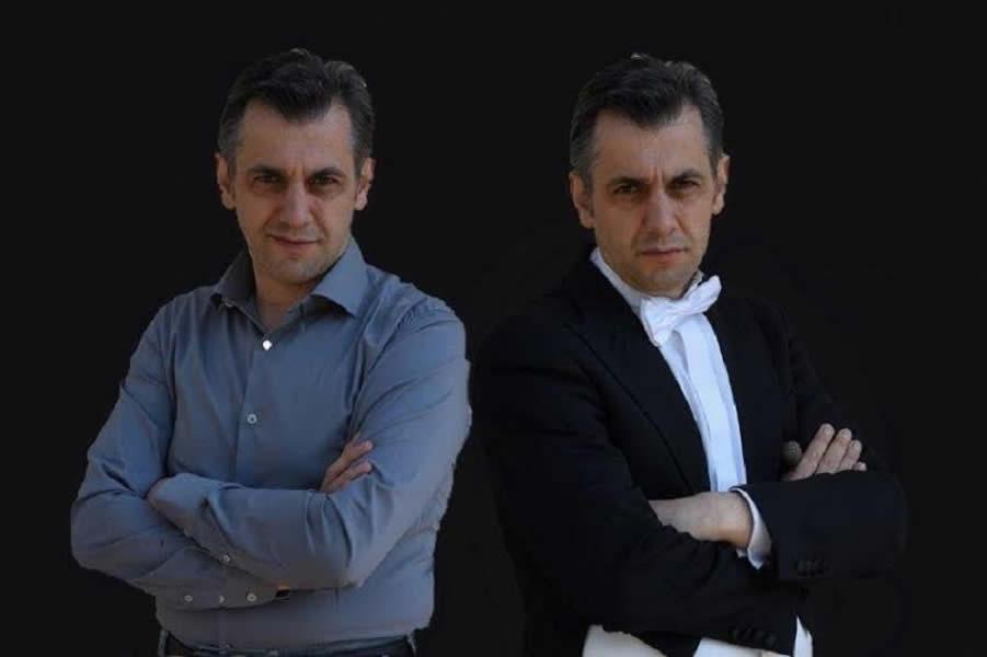 Vito Lo Re,compositore e direttore d'orchestra
