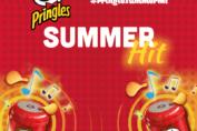 Bouchra e Juan Magan per Pringles