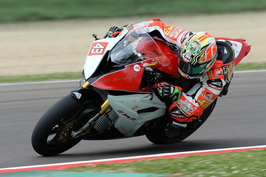 Fabio Massei, intervista esclusiva alla promessa del Superbike