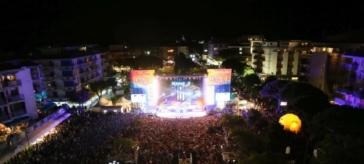 Festival Show 2017: tappe e artisti