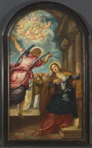 Il Tintoretto appartenuto a David Bowie esposto ad Anversa