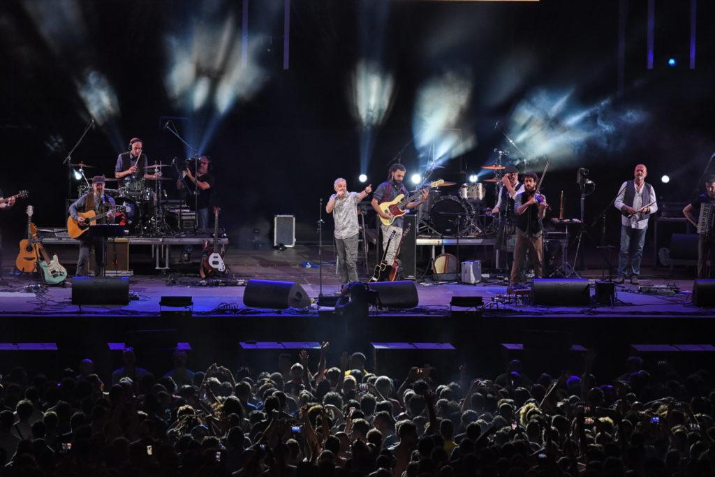 Davide Van De Sfroos, intervista in attesa del concerto di San Siro