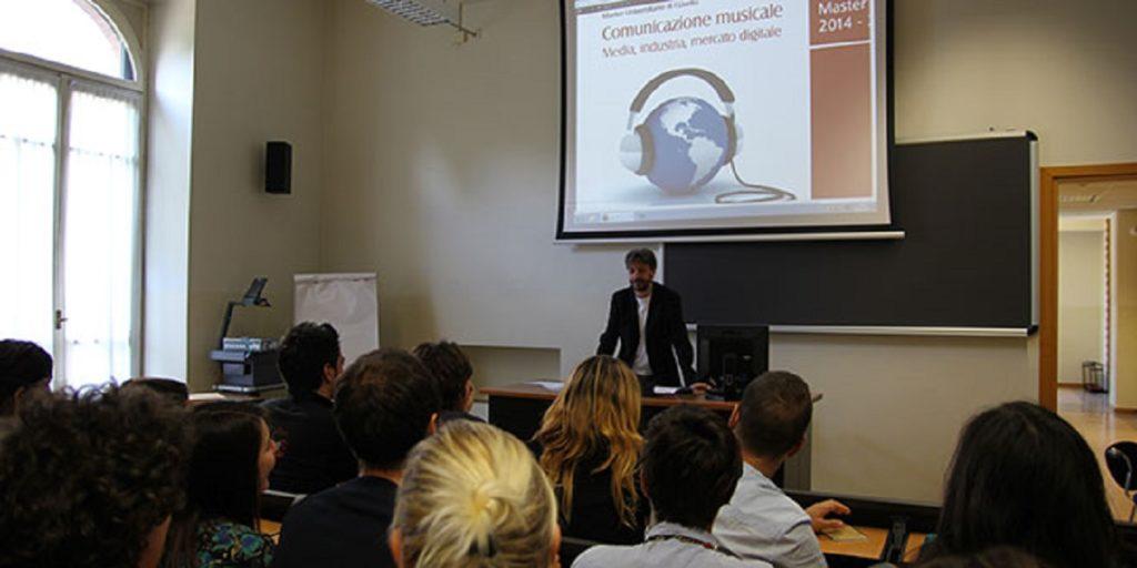 Comunicare la musica: lezione aperta del Master in Comunicazione Musicale 2