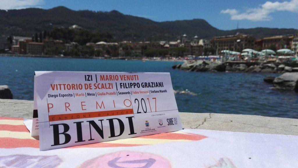 Premio Bindi 2017, date e programma