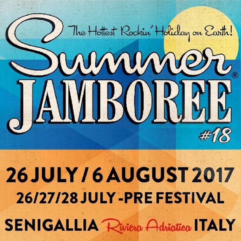 Summer Jamboree 2017 Senigallia, date e programma
