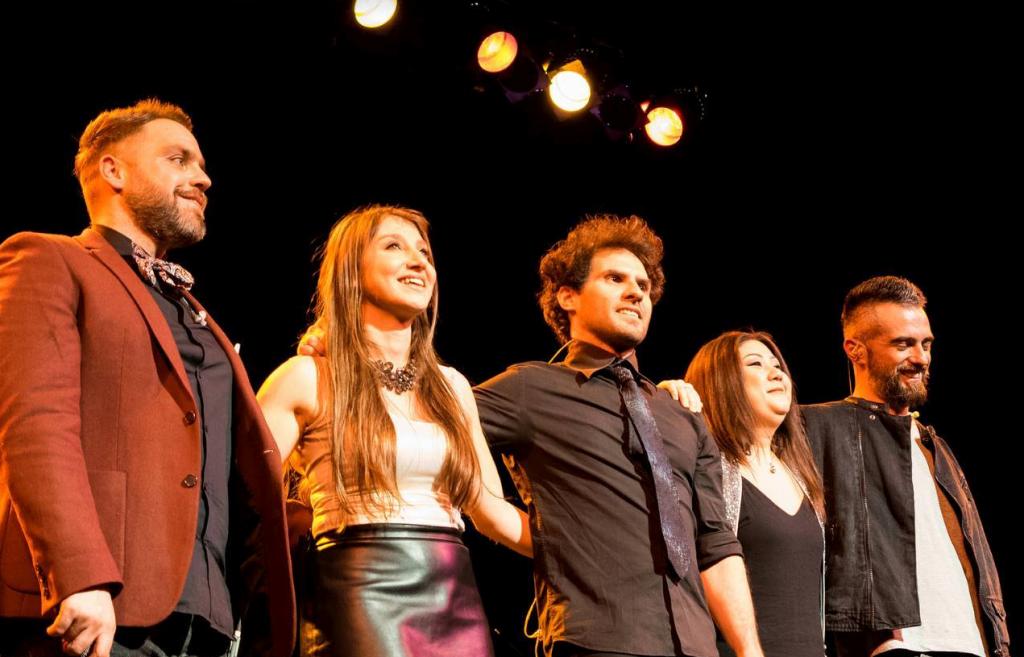 Vocalmente 2017 Fossano, Festival Internazionale A Cappella